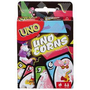 DM便送料無料/ UNO ウノ ユニコーン カードゲーム おもちゃ 新品 ライセンス