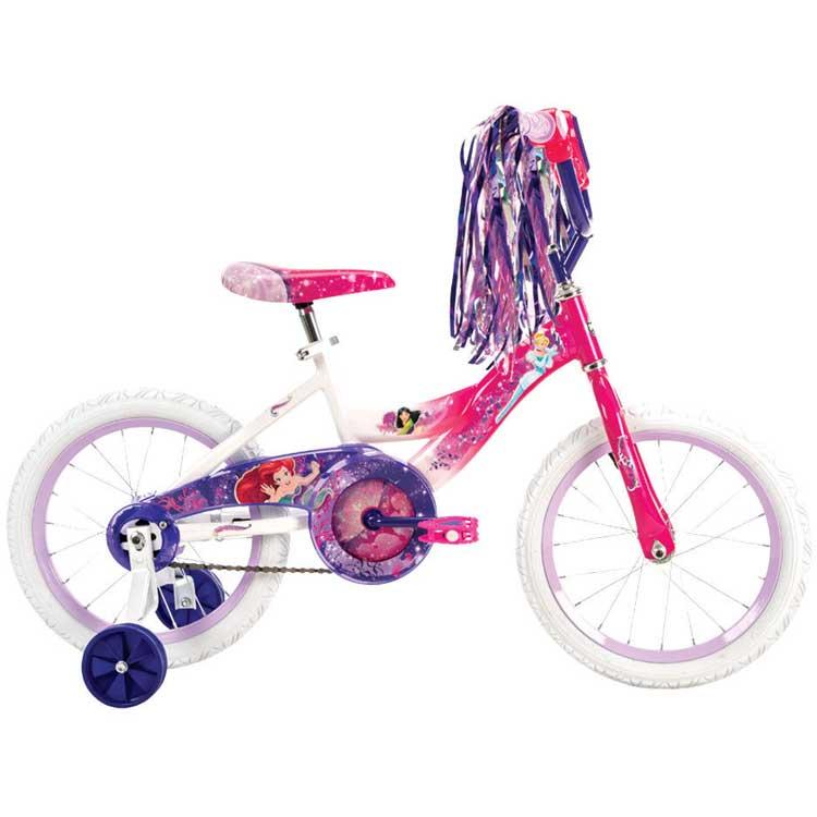 Huffy 女の子 自転車 16インチ ディズニー プリンセス 自転車 21978