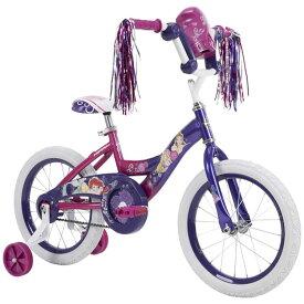 【8月15日限定ポイント5倍】9月中旬入荷予約販売/ 16インチ ディズニー プリンセス 自転車 キャラクター 子供 バイク 21979 Huffy