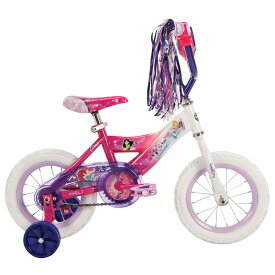 12インチ ディズニー プリンセス 子供 キッズ ジュニア用 自転車 補助輪付 Huffy 22458