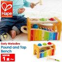 NEW/ 知育玩具 パウンドアンド タップ ベンチ 1歳から Hape ハペ