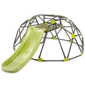 ジャングルジム ハートソング クライミング ドーム スライド プレイセット 滑り台 モンキーバー 室内 屋外兼用 大型 遊具 /配送区分A