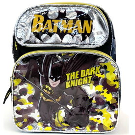 レターパック(プラス)送料無料/ リュックサック バットマン Mサイズ 男の子 子ども バックパック リュック かばん BATMAN