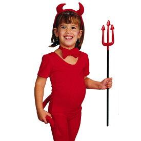 e625dd41375bd ハロウィン 衣装 子供 ルービーズ デビル 悪魔 小悪魔 コスチューム アクセサリー 3点 セット 13603