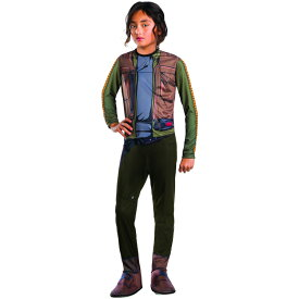 ハロウィン 衣装 子供 ルービーズ スターウォーズ ジンアーソ コスチューム 女の子 105-150cm 630296
