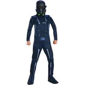 ハロウィン 衣装 子供 ルービーズ スターウォーズ デス・トルーパー コスチューム 男の子 105-150cm 630297