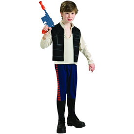 ハロウィン 衣装 子供 ルービーズ スターウォーズ ハン・ソロ コスチューム 男の子 105-150cm 883160