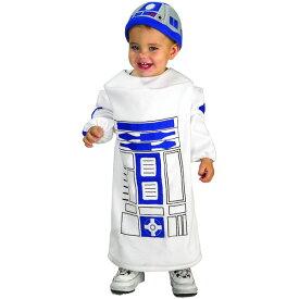 【楽天スーパーSALE割引】ルービーズ スターウォーズ R2-D2 ハロウィン コスチューム コスプレ 男の子 女の子 90-105cm 衣装 子供 Rubies 885310