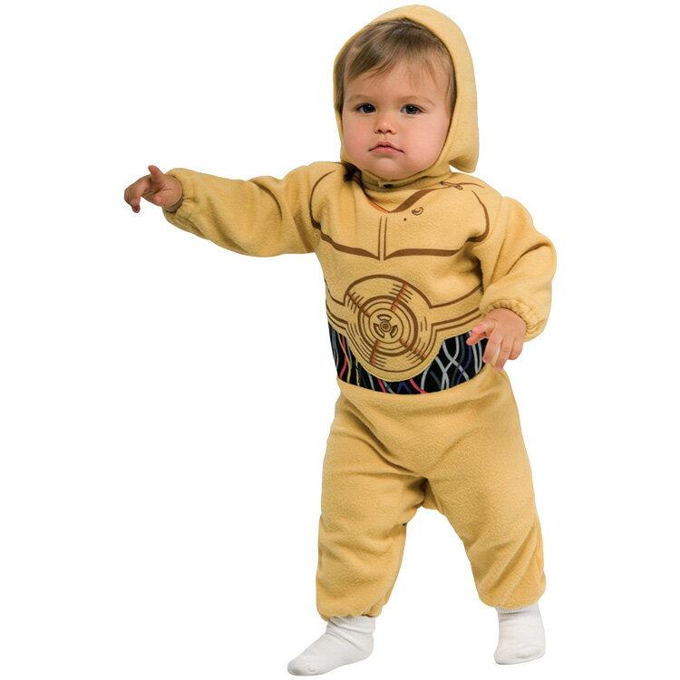 コスチューム 子供 90-105cm スターウォーズ C-3PO