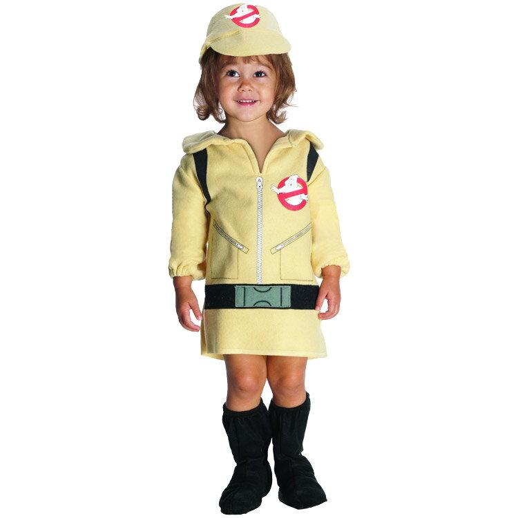 ルービーズ ゴーストバスターズ ガール コスチューム 女の子 90-105cm 88589 ハロウィン 衣装 子供