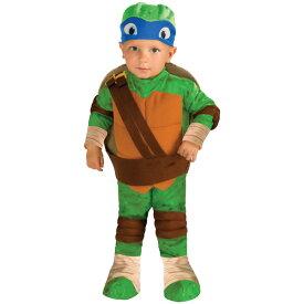 ハロウィン 衣装 子供 ルービーズ タートルズ レオナルド コスチューム 男の子 90-105cm 886781