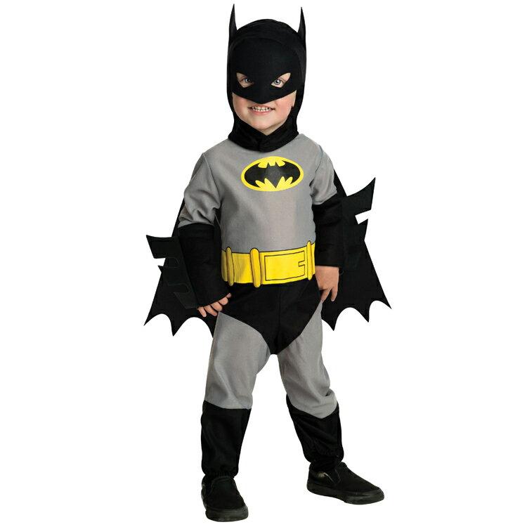 ハロウィン 衣装 子供 ルービーズ バットマン マーベル コスチューム 男の子 60-105cm 888093