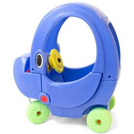【25日限定クーポン有り】乗用玩具 足けり ライドオン エリー クーペ ブルー 1歳半から simplay3