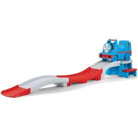 7月上旬入荷予約販売/ ステップ2 トーマス アップ&ダウン ローラーコースター 2歳から 乗用玩具 STEP2 736600 /配送区分A