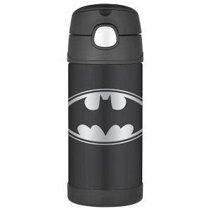 サーモス 子ども用水筒 350ml バットマン ステンレス マグ 水筒 ストロータイプ Thermos bottle
