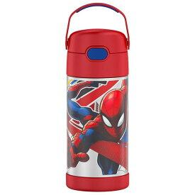 サーモス ステンレス ストロー 水筒 スパイダーマン ディズニー キャラクター THERMOS ステンレス水筒 350ml