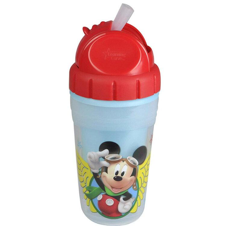 ストローボトル 266ml ミッキーマウス マジカルカラー キャプテンスカイ