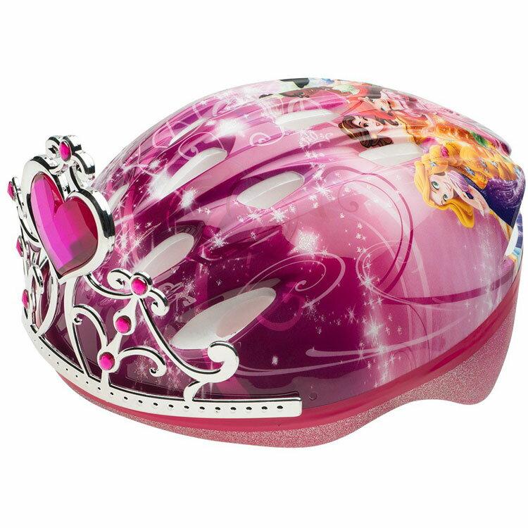 子供用ヘルメット・プロテクター ディズニー プリンセス 3D