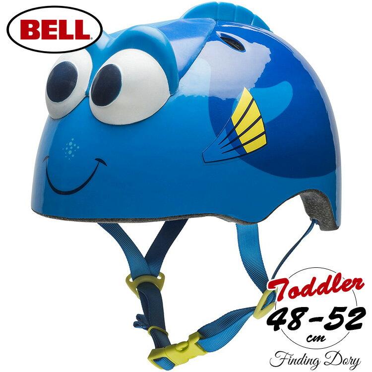 BELL 幼児用ヘルメット プロテクター ディズニー ドリー 3D