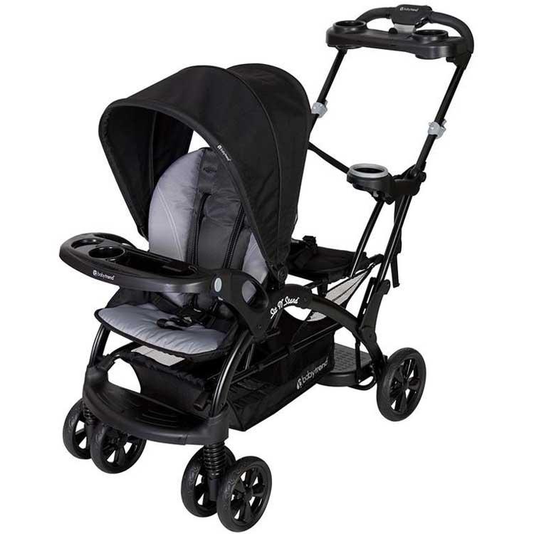 ベビーカー 2人乗り Baby Trend シットアンドスタンド ウルトラ ラグーン