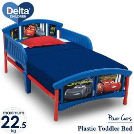 Online ONLY(海外取寄)/ ディズニー ピクサー カーズ 子供ベッド 男の子 1歳半から デルタ Delta bb86992cr