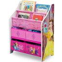 デルタ ディズニー プリンセス 本棚 おもちゃ箱 女の子 3-6歳
