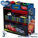 デルタ ディズニー ピクサー カーズ マルチ おもちゃ箱 子供 3-6歳 TB83349CR