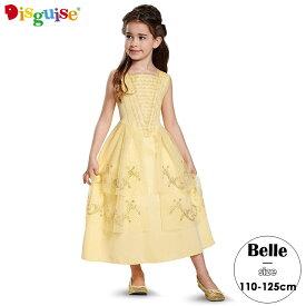 ディズニー プリンセス ビューティ アンド ビースト ベル コスチューム 女の子 110-125cm Disguise 20733