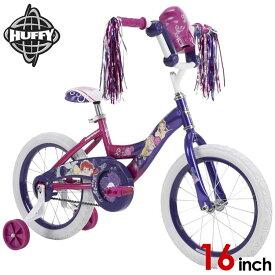 16インチ ディズニー プリンセス 自転車 キャラクター 子供 バイク 21979 Huffy