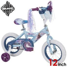 12インチ ディズニー アナと雪の女王2 子供 キッズ ジュニア用 自転車 子ども 補助輪付 Huffy 22230
