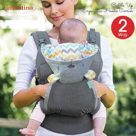 【決算セール割引商品】Infantino ベビーキャリー カデルアップ 4ケ月頃から 抱っこひも インファンティーノ
