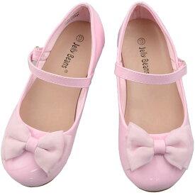 【P2倍・4月9日20時〜+クーポン有】フォーマル 靴 女の子 18-23.5cm ピンク キッズ シューズ
