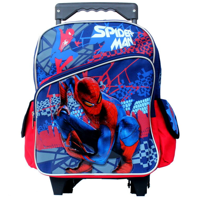キャリーバッグ M マーベル スパイダーマン ローリングバッグ