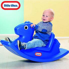 リトルタイクス ロッキンフォース ブルー 1歳 乗用玩具 Littletikes 620171