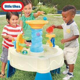 リトルタイクス スピラリンシーズ ウォーターパーク 水遊び Littletikes 642845