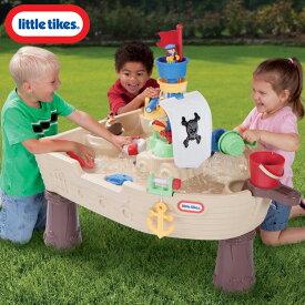 Online ONLY(海外取寄)/ リトルタイクス アンカーアウェイ パイレーツシップ 水遊び Little Tikes 628566 /配送区分A