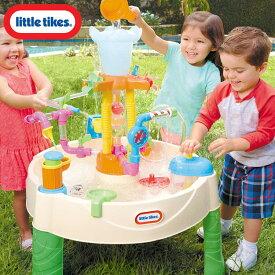 Online ONLY(海外取寄)/ リトルタイクス ファウンテン ファクトリー ウォーターテーブル 水遊び Littletikes 642296