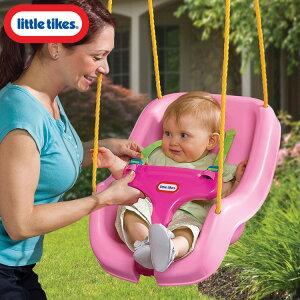 リトルタイクス スナッグン セキュアー スウィング ブランコ ピンク 9ヶ月から Littletikes 645280