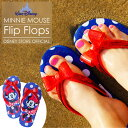 Disney US ミニーマウス ビーチ サンダル プール 海 女の子 minnie mouse official beach sandals flip flo...