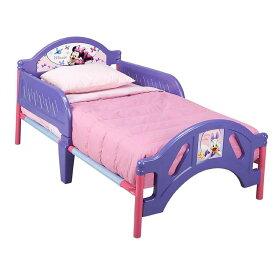 【訳あり】 ディズニー ミニー 子供ベッド 1歳半から デルタ Delta bb87143mn
