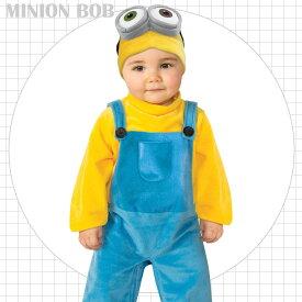 ルービーズ ミニオン ボブ ハロウィン コスチューム コスプレ 男の子 女の子 90-105cm 衣装 子供 Rubi's 510050