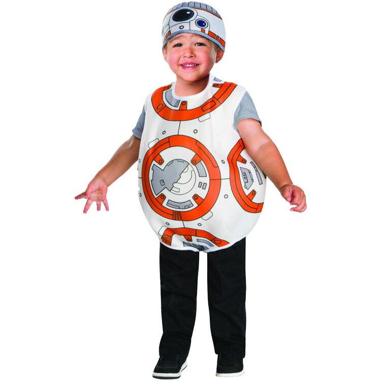 ハロウィン 衣装 子供 ルービーズ スターウォーズ BB-8 コスチューム 男の子 女の子 90-105cm 510190