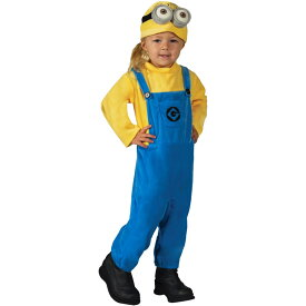 ルービーズ ミニオン ジェリー ハロウィン コスチューム 男の子 女の子 90-105cm 衣装 子供 Rubies 510296