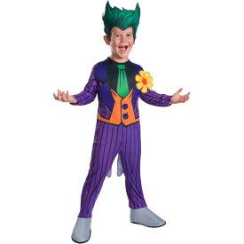 ルービーズ バットマン ジョーカー ハロウィン コスチューム コスプレ 男の子 105-130cm 衣装 子供 Rubies 630884