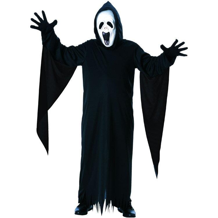 ハロウィン 衣装 子供 ルービーズ ゴースト おばけ コスチューム 男の子 女の子 105-150cm 881021