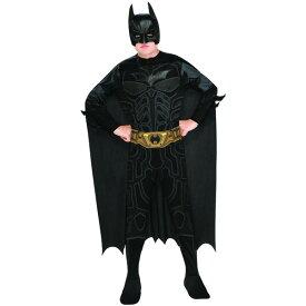 【P3倍・スーパーセール】ルービーズ バットマン ハロウィン コスチューム 男の子 105-150cm 衣装 子供 Rubies 881286