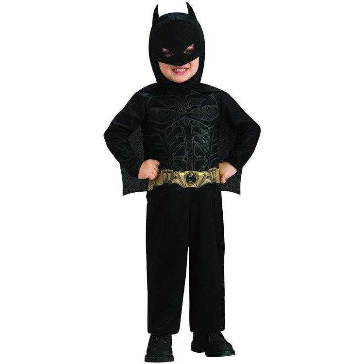 ハロウィン 衣装 子供 ルービーズ バットマン コスチューム 男の子 60-105cm 881589