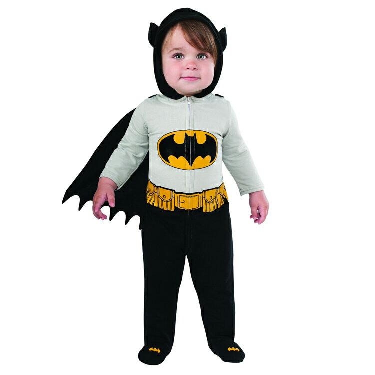 ハロウィン 衣装 子供 ルービーズ バットマン ベビー ロンパース コスチューム 男の子 女の子 60-80cm 887600