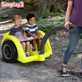 キャリーワゴン アウトドアワゴン トレイルマスター ワゴン 2人乗り 1歳半から 大型タイヤ simplay3 /配送区分B