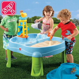 ステップ2 スプラッシュ & スクープベイ 2歳から 水 砂 遊び STEP2 726700